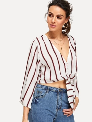 women trendy clothes plus size blouse